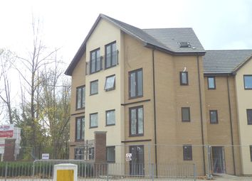Thumbnail 2 bedroom flat to rent in Magistrates Road, Hampton Vale, Peterborough