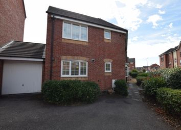 Thumbnail 3 bed link-detached house to rent in Godwin Way, Trent Vale, Stoke-On-Trent
