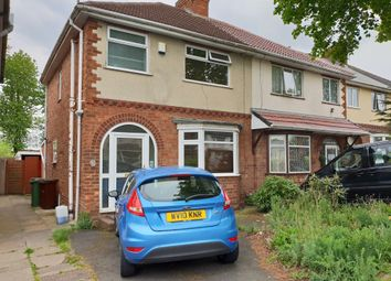 Thumbnail 3 bed semi-detached house to rent in Pinfold Lane, Wolverhapton
