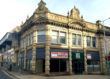 Thumbnail Retail premises to let in 117-119 Godwin Street, Rawson Quarter, Bradford, West Yorkshire
