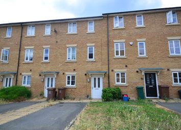 Thumbnail 4 bed terraced house to rent in Sarafand Grove, Rochester