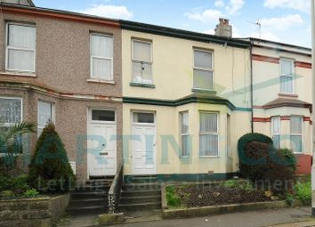 Thumbnail 2 bed flat to rent in Grenville Road, St Judes, Plymouth