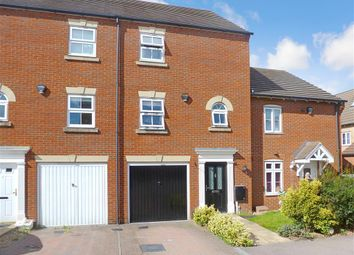 Thumbnail 3 bed town house for sale in Lloyd Drive, Kemsley, Sittingbourne, Kent