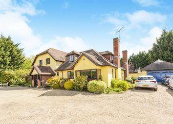 Thumbnail 5 bed detached house for sale in Slapton Road, Little Billington, Leighton Buzzard