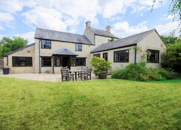 Thumbnail 4 bed cottage for sale in Oaksey, Malmesbury