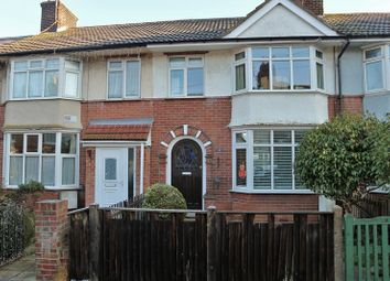 Thumbnail 3 bed terraced house for sale in Brooklyn Road, Dovercourt, Harwich