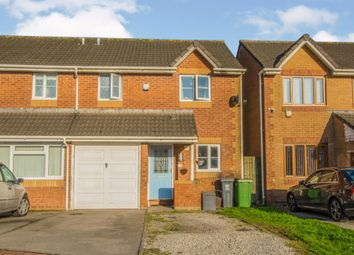 3 bed semi-detached house for sale in Clos Hector, Cardiff CF24