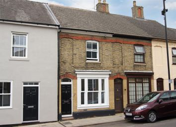Thumbnail 2 bed terraced house for sale in St. Johns Street, Bury St. Edmunds