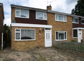 Thumbnail 3 bed terraced house to rent in Tweed Close, Farnborough