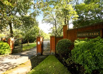 Thumbnail 2 bed flat for sale in Hillside Park, Sunningdale, Berkshire