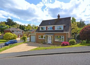Thumbnail 4 bed detached house for sale in Downside, Beacon Hill, Hindhead