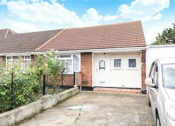 Thumbnail 3 bed semi-detached bungalow for sale in Blackberry Farm Close, Heston, Hounslow