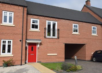 Thumbnail 2 bed flat for sale in Martival Court, Ashby-De-La-Zouch