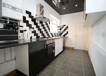 Thumbnail 3 bed terraced house to rent in Walton Street, Leicester