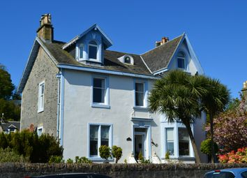 Thumbnail 3 bed flat for sale in Upper Flat, Glenbeg House, 56, Ardbeg Road, Rothesay, Isle Of Bute