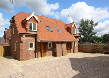 Thumbnail 2 bed semi-detached house for sale in Shepard Place, Pangbourne, Reading