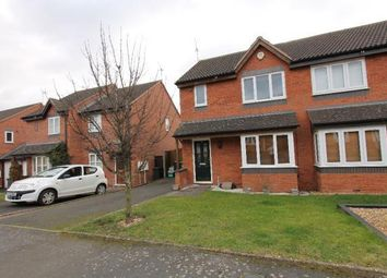 Thumbnail 2 bed semi-detached house for sale in Pebble Island Way, Leamington Spa