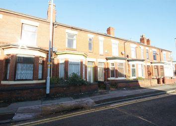 Thumbnail 3 bedroom terraced house for sale in Norris Street, Warrington