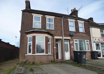 Thumbnail 2 bedroom end terrace house for sale in Hitchin Road, Luton