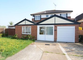 Thumbnail 4 bed detached house for sale in Basildon, Essex