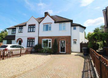 Thumbnail 4 bed semi-detached house to rent in Rendlesham Avenue, Radlett