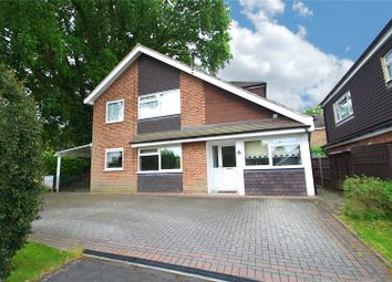 Thumbnail 4 bed detached house for sale in The Maples, Ottershaw, Surrey