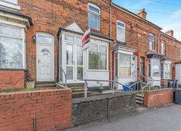 Thumbnail 3 bedroom terraced house for sale in Warwick Road, Tyseley, Birmingham, West Midlands