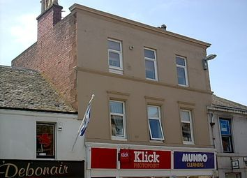 Thumbnail 1 bedroom flat to rent in Kyle Street, Ayr