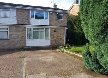 Thumbnail 4 bed semi-detached house to rent in St. Michaels Road, Canterbury
