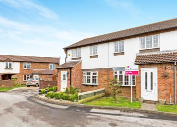 Thumbnail 3 bed terraced house for sale in Foxley Drive, Portsmouth