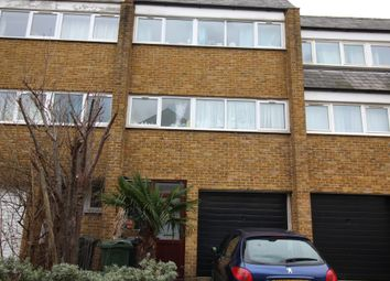 Thumbnail 4 bed terraced house for sale in Fyfield Road, London