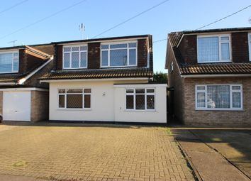Thumbnail 4 bed detached house for sale in Thundersley Grove, Benfleet