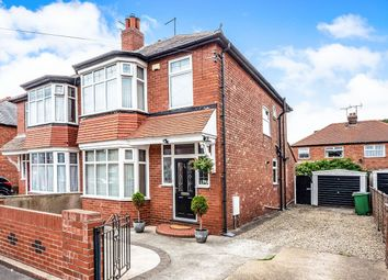 Thumbnail 3 bed semi-detached house for sale in St. Andrew Road, Bridlington
