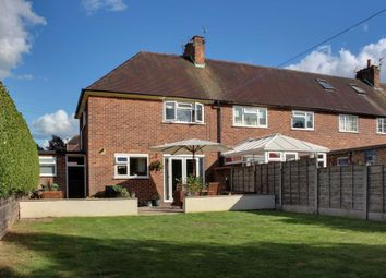 Thumbnail 2 bed end terrace house for sale in Egerton Road, Wilmslow