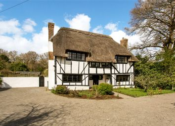 Thumbnail 3 bed detached house for sale in Radford Road, Tinsley Green, Crawley, West Sussex