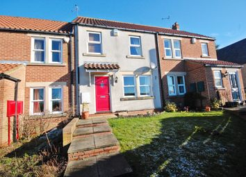 Thumbnail 3 bed terraced house for sale in Chapel Court, Witton Gilbert, Durham