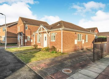 Thumbnail 2 bedroom bungalow for sale in Isis Court, Pilots Way, Victoria Dock, Hull