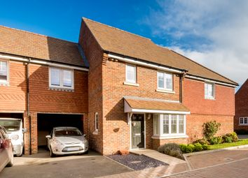 Thumbnail 3 bed terraced house for sale in Song Thrush Drive, Finberry, Ashford