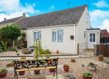 Thumbnail 4 bedroom bungalow for sale in Croft Close, Starston, Harleston