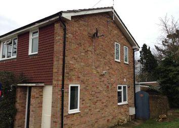 Thumbnail 2 bed property to rent in Julian Close, Sevenoaks, Kent