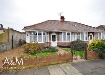 Thumbnail 2 bed semi-detached bungalow for sale in Tunstall Avenue, Ilford