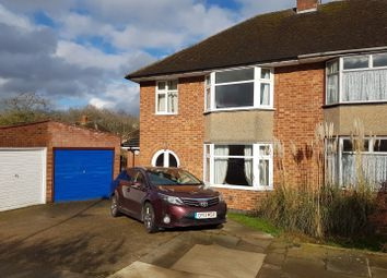 Thumbnail 3 bed semi-detached house to rent in Winchester Close, Northampton