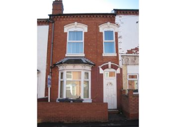 Thumbnail 3 bed terraced house to rent in Passey Road, Moseley, Birmingham, West Midlands
