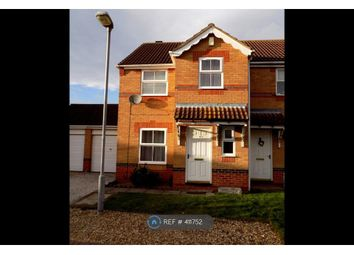 Thumbnail 3 bed semi-detached house to rent in Kirton Close, Balderton, Newark
