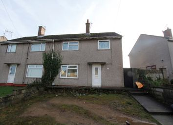 Thumbnail 3 bed semi-detached house for sale in Heol Onnen, North Cornelly