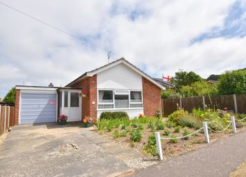 Thumbnail 2 bed detached bungalow for sale in Church Close, Overstrand, Cromer