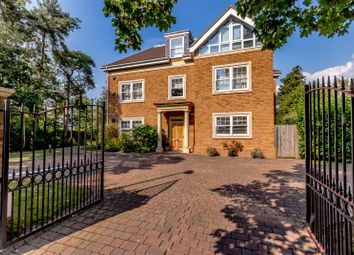 Thumbnail 2 bed flat for sale in Stoke Road, Stoke D'abernon, Cobham