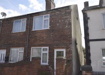 Thumbnail 2 bed end terrace house for sale in Main Street, Newton, Alfreton