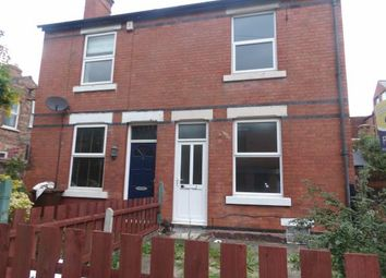 2 bed semi-detached house for sale in Southport Terrace, Nottingham, Nottinghamshire NG7