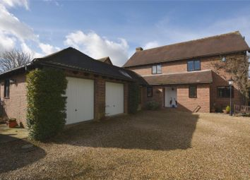 Thumbnail 4 bed detached house for sale in South Grove, Lymington, Hampshire